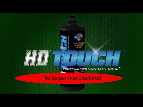 HD Touch 423 waterless car wash  & Clay lubricant last touch