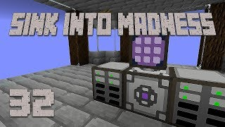 ►AE TIME!! | Sink Into Madness #32 | Modded Minecraft◄ | iJevin