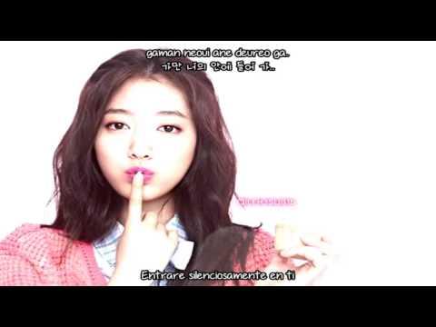 Park Shin Hye - Arm Pillow (Sub Español + Hangul + Romanizacion)