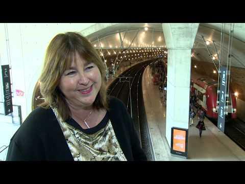 Transport : La Commission Européenne en gare de Monaco