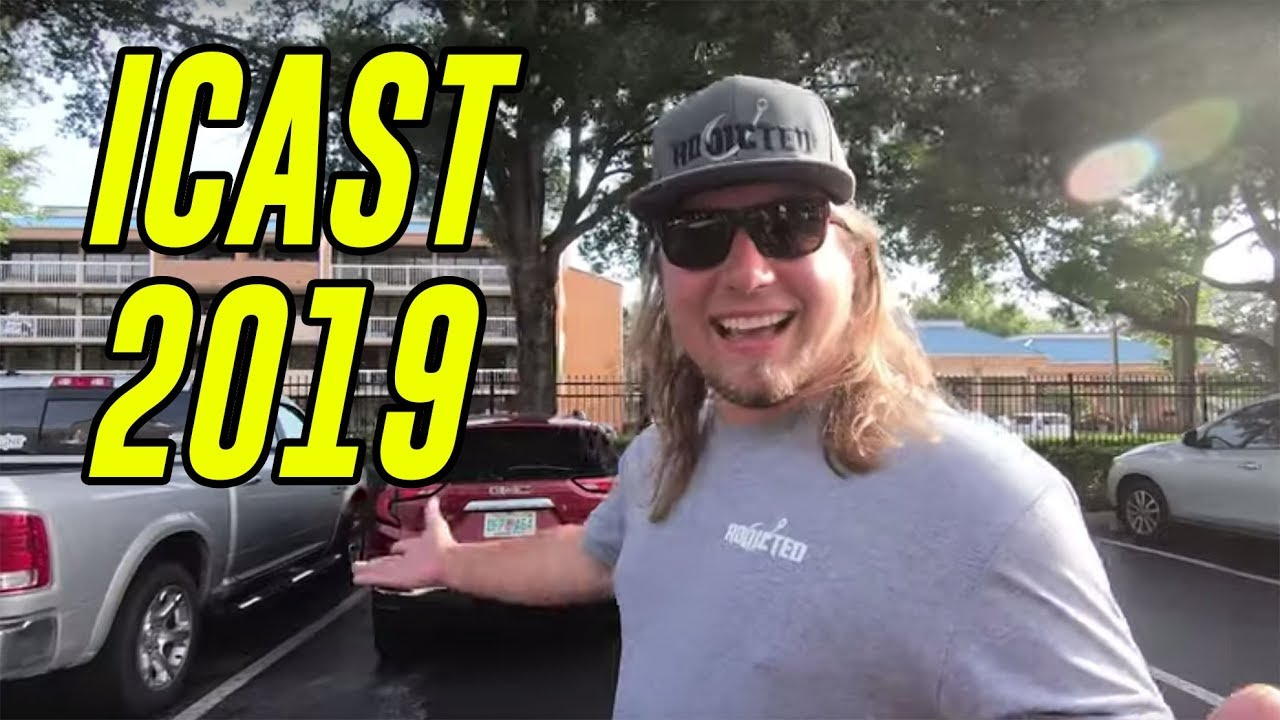Icast Show 2020.Exclusive Look Into Some New Products For 2019 2020 Fishing Seasons Icast 2019