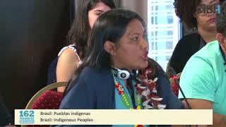 Mujeres Indígenas: Derecho a la consulta