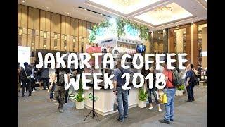 Keseruan di Jakarta Coffee Week 2018