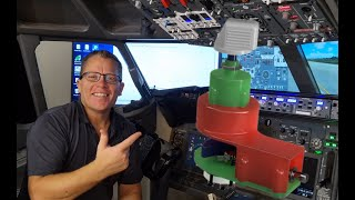 Creating and Installing the 737 Engine Start Switches