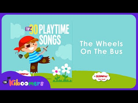 30 Playtime Music for Kids | Playtime Songs for Children | Kids Playtime Songs | The Kiboomers