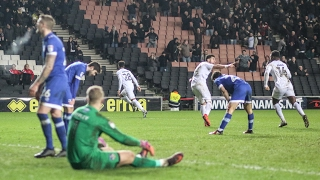 HIGHLIGHTS: MK Dons 1-0 Oldham Athletic