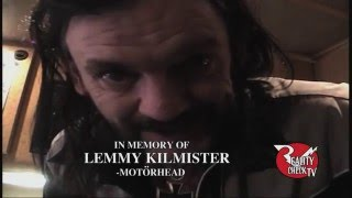 Motorhead's Lemmy RCTV Compilation