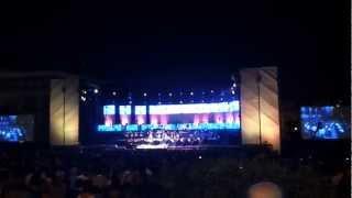 Ronan Keating - Words - Joseph Calleja Concert 2012, Malta