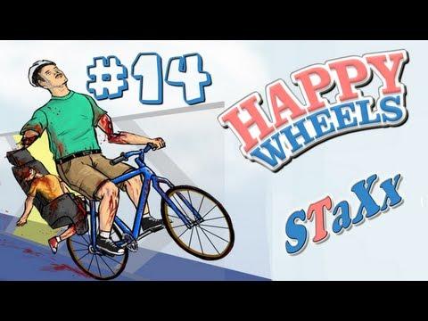 Happy Wheels Episodio 14