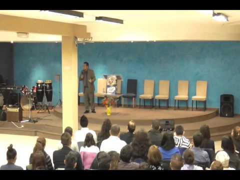 Pastor; Jimmy Montoya      El Precio De Seguir A Jesus