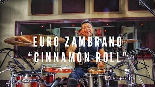 "MEINL Percussion  Euro Zambrano ""Cinnamon Roll"""