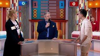 "Сто к одному Full HD 02.03.2019 ""На ринге"" VS ""На сцене"""