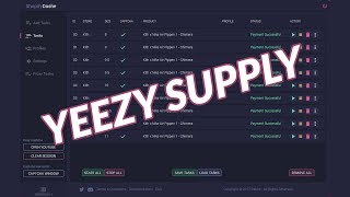 Shopify Dashe Tutorial: Yeezy Supply