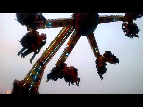 Jamuna Future Park Ride - Tremendous Challenge