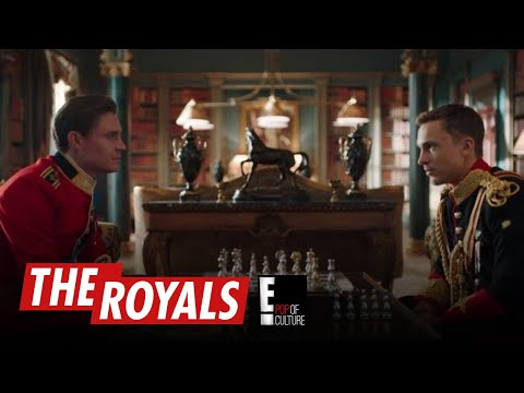 The Royals | Prince Liam Has a Heart-to-Heart With King Robert | E!