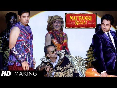 Nautanki Saala Film Making   Ayushmann Khurrana, Kunaal Roy Kapur, Pooja Salvi, Gaelyn Mendonca