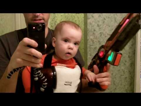 Light Strike Laser Tag Game Domination By Baby