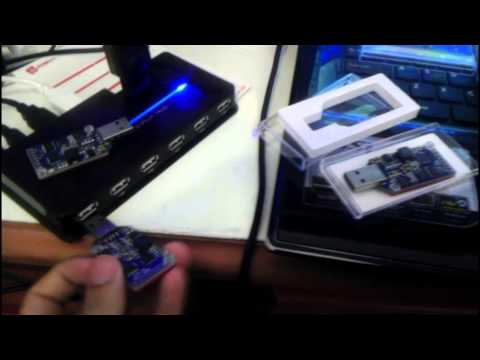 USB Block Erupter Unboxing And Testing