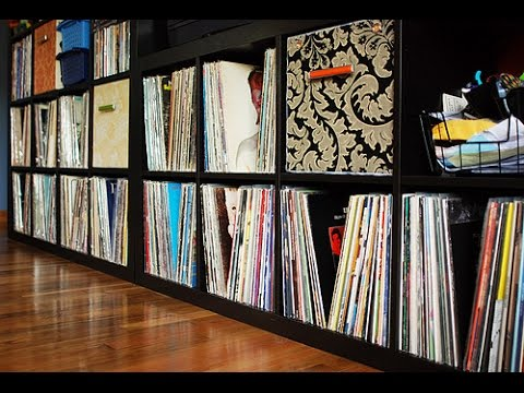 Spring Vinyl + Music Room Update ☐ Thank You's ~ Enjoy ♫ ♪