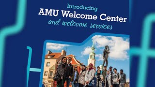 AMU Welcome Message