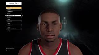 NBA 2K16 how to create Andrew Wiggins