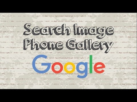 Google search by image on your android device
