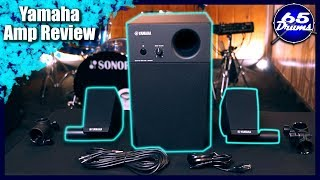 Yamaha MS45DR - Drum Speaker Review