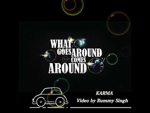What Goes Around Comes Around The Law Of Karma Karma Quotes