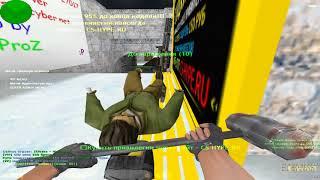 Counter-strike 1.6 зомби сервер №88