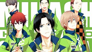 """A new Prince of Stride AMV for you guys! Its about an new airing anime that you should watch! The series is about an extreme form of sport known as """"Stride."""