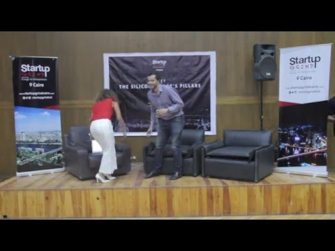 Startup Grind Cairo hosts Ramy Adeeb and Mark Percival (Snip.it acquired by Yahoo)