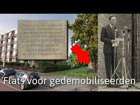Flats voor gedemobiliseerden in Alkmaar