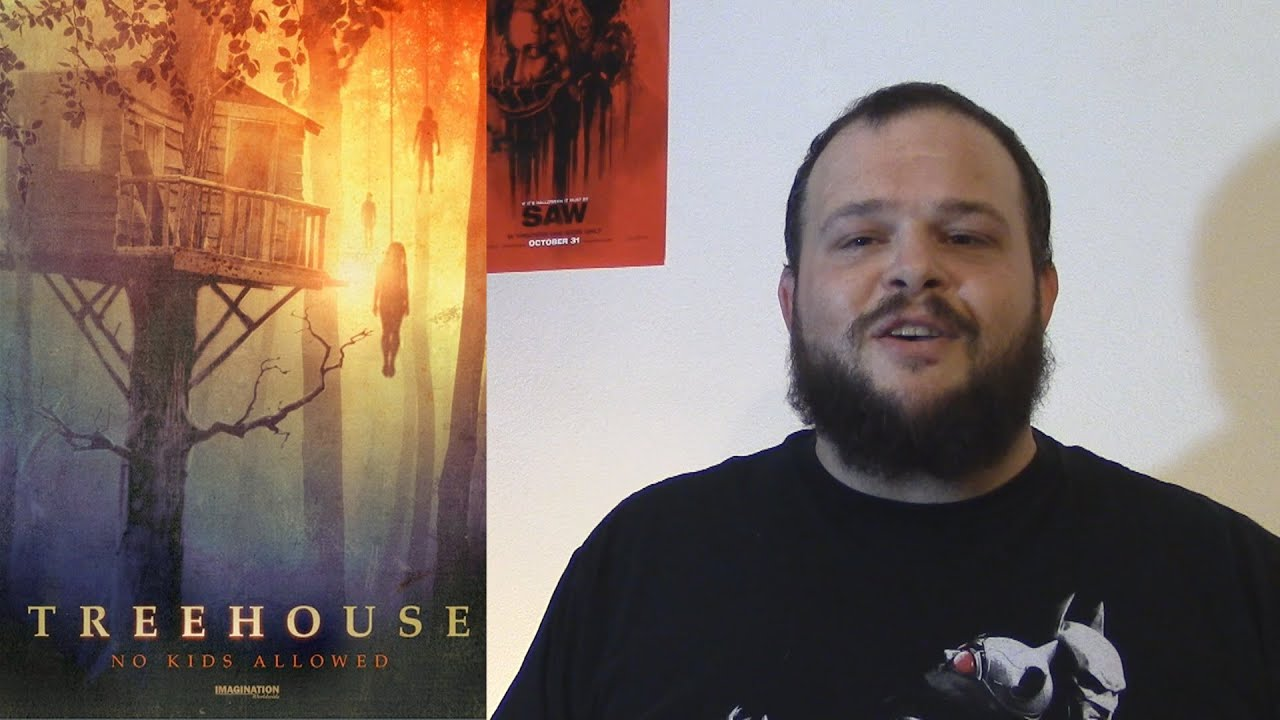 Download Treehouse (2014) movie review horror mystery thriller Rant