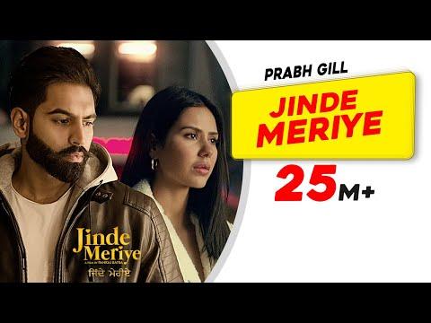 Prabh Gill   Jinde Meriye   Title Track   Parmish Verma  Sonam Bajwa  Pankaj B  Latest Punjabi Song