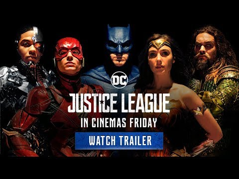 Justice League - Skills - Warner Bros. UK