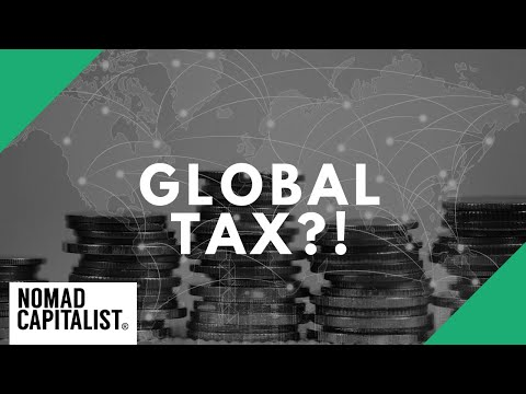 The New Global Tax?