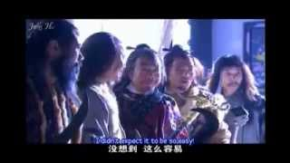 Sword Stained With Royal Blood Ep05a 碧血剑 Bi Xue Jian Eng Hardsubbed