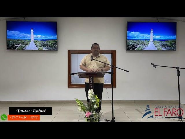 Presentación de la Familia Conte Campos, Misioneros a Canda