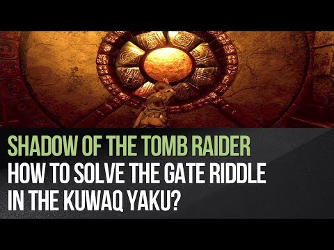 How to solve the Gate riddle in the Kuwak Yaku in Shadow of