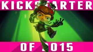 Top 10 Indie Games on Kickstarter of 2015