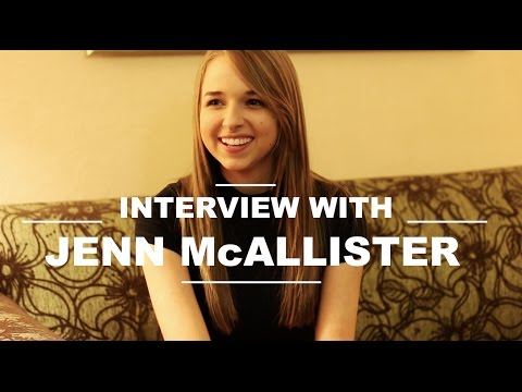 Jenn McAllister Interview at Playlist Live
