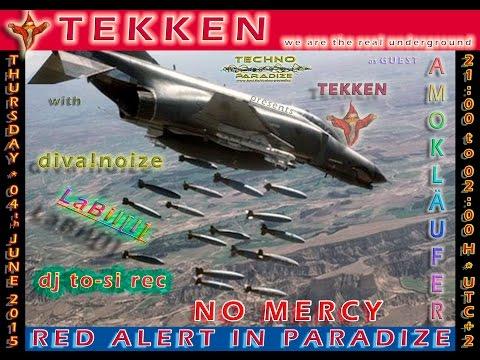 AMOKLÄUFER@TEKKEN on TECHNO-PARADIZE