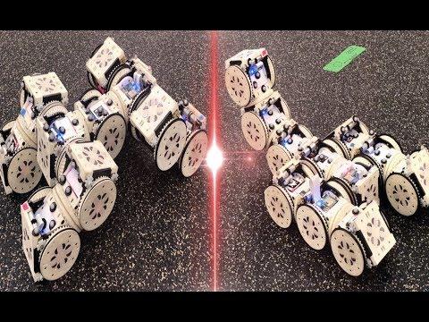 7 INCREDIBLE Swarm Robots
