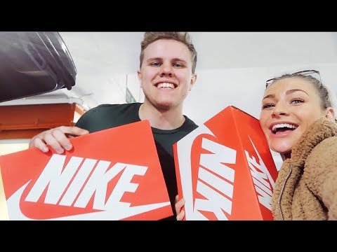 SHE IS SO EMBARRASSING!? | COUPLE'S VLOG 8 | James & Carys