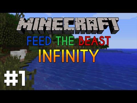 [Сезон 1, Эпизод 1] Minecraft SSP: FTB Infinity