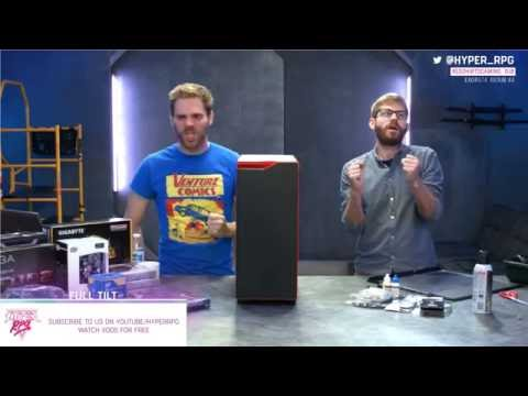 Full Tilt | Building a VR Streaming PC