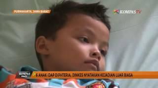 Download Video 6 Anak Terjangkit Virus Difteri, 1 Meninggal MP3 3GP MP4