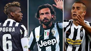 Đội hình chuyển nhượng MIỄN PHÍ CỰC MẠNH của Juventus