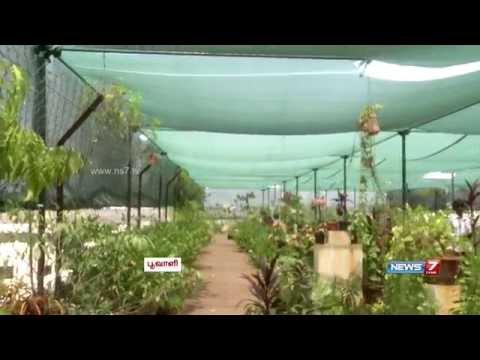 Poovali tips to maintain terrace garden in summer youtube for Terrace vegetable garden ideas in tamil