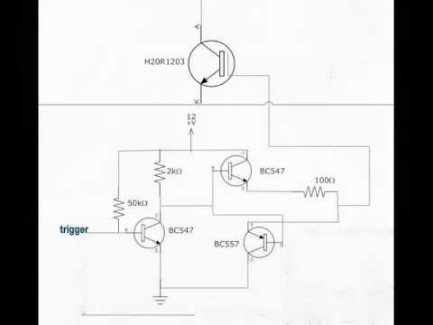 How to make igbt driver circuit mosfet driver circuit youtube ccuart Image collections